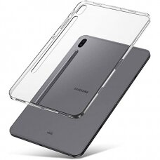 Dėklas Araree Mach Samsung T860/T865/T867 Tab S6 10.5 Skaidrus