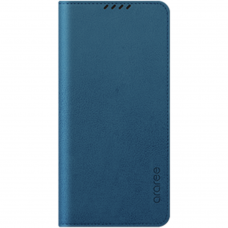 Dėklas Araree Mustang Diary Samsung G986 S20 Plus mėlynas UCS002