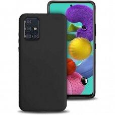 Dėklas Araree Typo Skin Samsung A515 A51 juodas UCS025