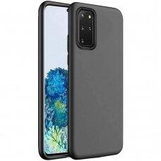 Dėklas Araree Typo Skin Samsung G986 S20 Plus juodas UCS002