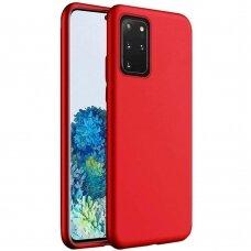 Dėklas Araree Typo Skin Samsung G986 S20 Plus raudonas UCS002