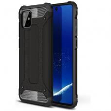 Dėklas Armor Neo Samsung Note 10 Lite/A81 Juodas