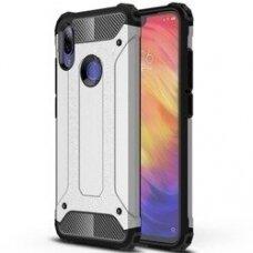 Dėklas Armor Neo Xiaomi Redmi 7 Sidabrinis