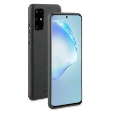 Dėklas BeHello Gel Samsung G986 S20 Plus juodas UCS002