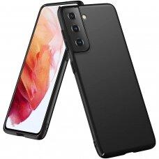 Dėklas BeHello Gel Samsung S21 Plus juodas