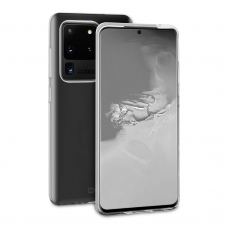 Dėklas Behello Thingel Samsung G988 S20 Ultra Skaidrus