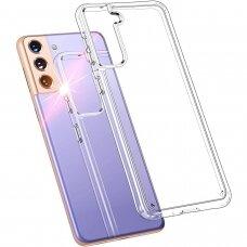 Dėklas BeHello ThinGel Samsung S21 Plus skaidrus