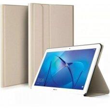 Dėklas Folio Cover Samsung T500/T505 Tab A7 10.4 2020 auksinis
