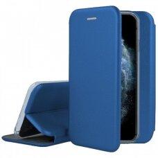 Dėklas Book Elegance Apple iPhone 11 Pro tamsiai mėlynas USC057