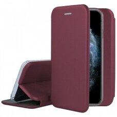 Dėklas Book Elegance Apple Iphone 5/5S/5Se Bordo