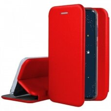 Dėklas Book Elegance Huawei P30 Lite raudonas UCS072