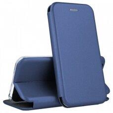 Dėklas Book Elegance Huawei P40 Lite tamsiai mėlynas UCS068