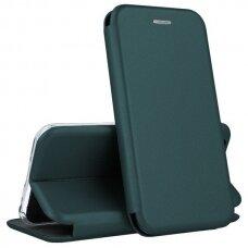 Dėklas Book Elegance Huawei Y6P tamsiai žalias UCS094