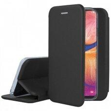 Dėklas Book Elegance Samsung A202 A20e juodas UCS033