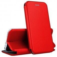 Dėklas Book Elegance Samsung A405 A40 raudona UCS032