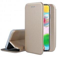 Dėklas Book Elegance Samsung A515 A51 Auksinis