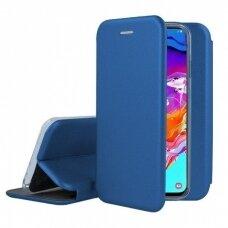Dėklas Book Elegance Samsung A705 A70 tamsiai mėlynas UCS030