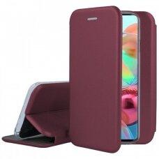 Dėklas Book Elegance Samsung A715 A71 bordo UCS024