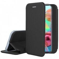 Dėklas Book Elegance Samsung A715 A71 juodas UCS024