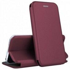 Dėklas Book Elegance Samsung G965 S9 Plus Bordo