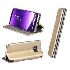 Dėklas Book Elegance Samsung M11/A11 auksinis