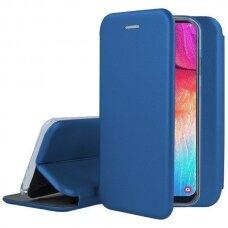 Dėklas Book Elegance Samsung M51 tamsiai mėlynas