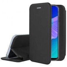 Dėklas Book Elegance Samsung N980 Note 20 Juodas