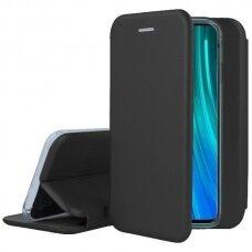Dėklas Book Elegance Samsung S21 Plus juodas