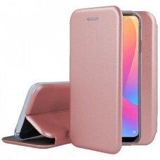 Dėklas Book Elegance Xiaomi Mi Note 10/Mi Note 10 Pro/Mi CC9 Pro rožinis-auksinis UCS103
