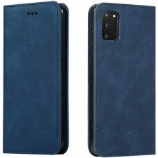 Dėklas Business Style Samsung G981 S20/S11e tamsiai mėlynas UCS003