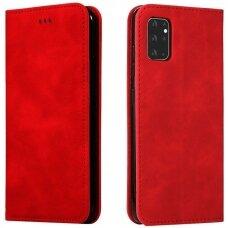 Dėklas Business Style Samsung G986 S20 Plus/S11 raudonas UCS002