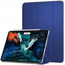 Dėklas Devia Leather Case Apple iPad Pro 10.5 2017/iPad Air 2019 mėlynas