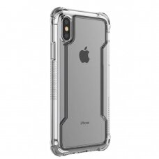 Dėklas Devia Shark 3 Apple iPhone X/XS skaidrus USC060
