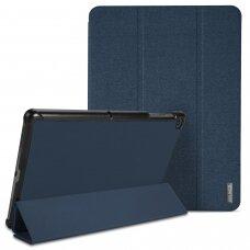Dėklas Dux Ducis Domo Apple iPad Pro 12.9 2020 tamsiai mėlynas