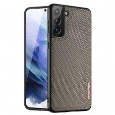 Dėklas Dux Ducis Fino Samsung S21 Plus žalias