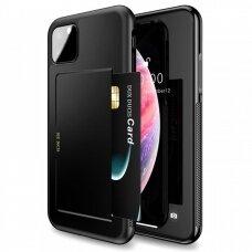 Dėklas Dux Ducis Pocard Apple iPhone 11 Pro Max juodas USC056