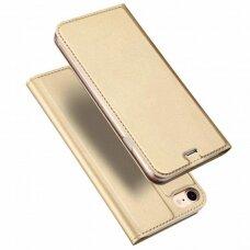 Dėklas Dux Ducis Skin Pro Apple iPhone 7/8/SE2 aukso spalvos UCS062