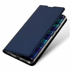 Dėklas Dux Ducis Skin Pro Huawei P Smart Pro 2019/Y9S Tamsiai Mėlynas