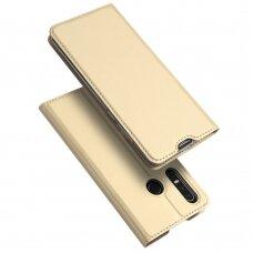 Dėklas Dux Ducis Skin Pro Huawei P30 Lite aukso spalvos UCS072