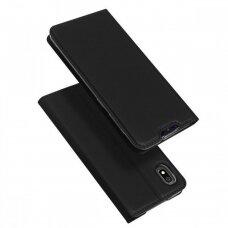 Dėklas Dux Ducis Skin Pro Samsung A105 A10 juodas UCS034