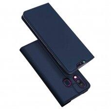 Dėklas Dux Ducis Skin Pro Samsung A405 A40 tamsiai mėlynas UCS032