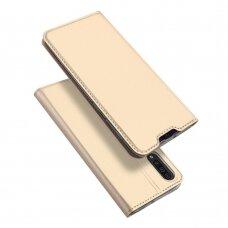 Dėklas Dux Ducis Skin Pro Samsung A505 A50/A507 A50s/A307 A30s aukso spalvos UCS031