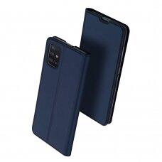 Dėklas Dux Ducis Skin Pro Samsung A515 A51 tamsiai mėlynas UCS025