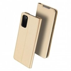 Dėklas Dux Ducis Skin Pro Samsung G981 S20 aukso spalvos UCS003