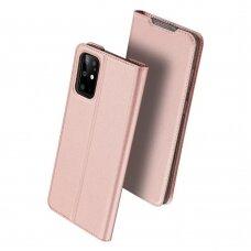 Dėklas Dux Ducis Skin Pro Samsung G986 S20 Plus rožinis-auksinis UCS002