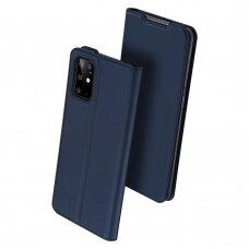 Dėklas Dux Ducis Skin Pro Samsung G986 S20 Plus tamsiai mėlynas UCS002