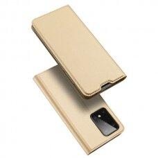 Dėklas Dux Ducis Skin Pro Samsung G988 S20 Ultra Aukso Spalvos