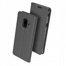 Dėklas Dux Ducis Skin Pro Samsung J610 J6 Plus 2018 juodas UCS047