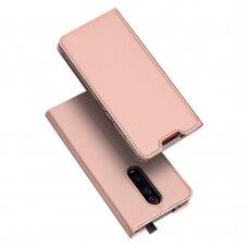 Dėklas Dux Ducis Skin Pro Xiaomi Mi 9T/9T Pro rožinis-auksinis UCS127