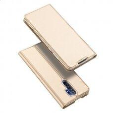 Dėklas Dux Ducis Skin Pro Xiaomi Redmi 9 aukso spalvos